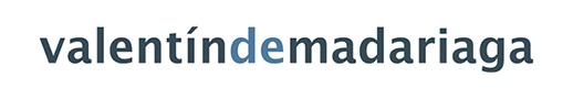 Valentín de Madariaga Logo